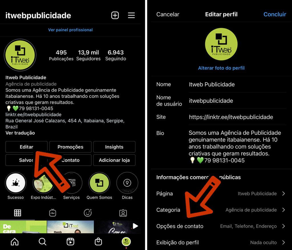 Instagram: saiba como colocar um link diretamente para o seu WhatsApp